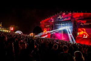 Drum&bass na Audioriver Festival. Kto najlepiej wypadł w Hybrid Tent?