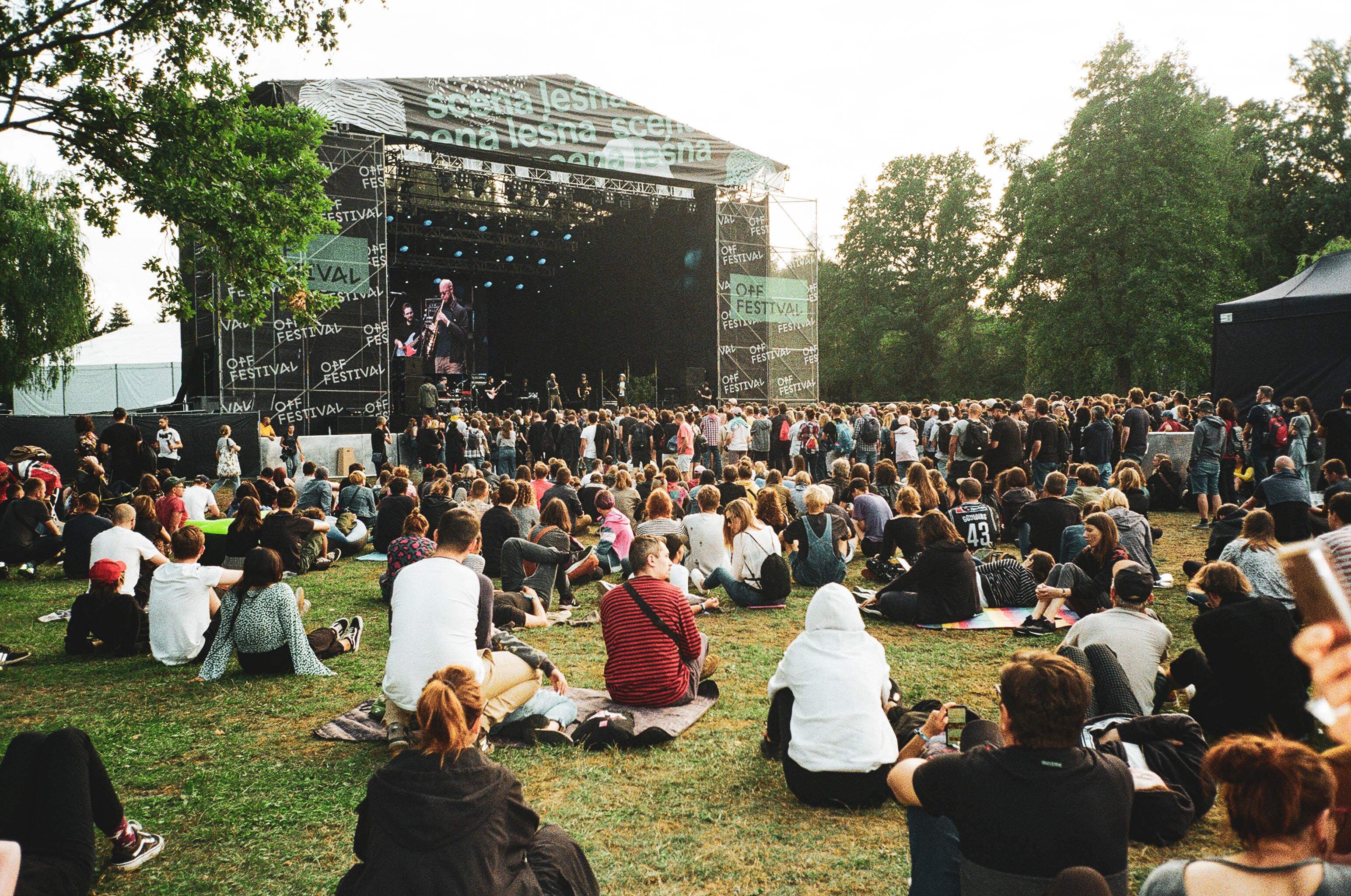 OFF Festival 2019 - Fot. Zofia Paśnik