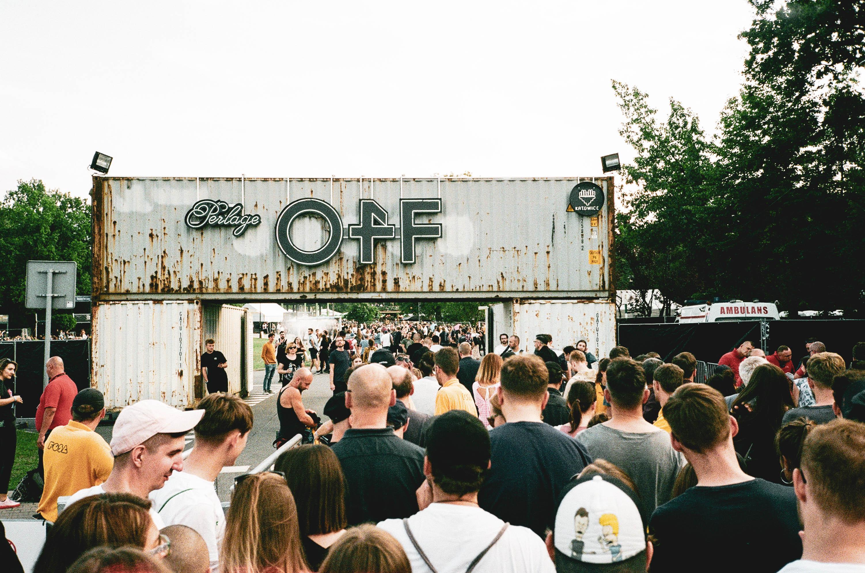Otwarte przestworza dźwięków – relacja z OFF Festival 2019