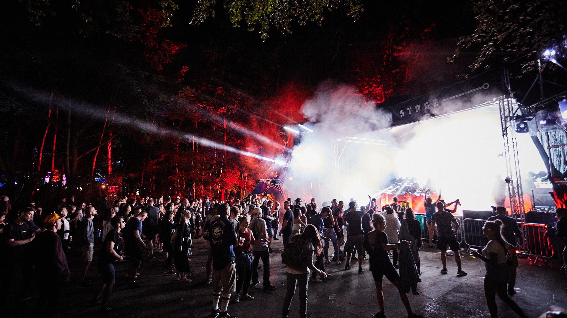 Fest Festival 2019 – Kręgi Taneczne. Relacja z Raban Stage