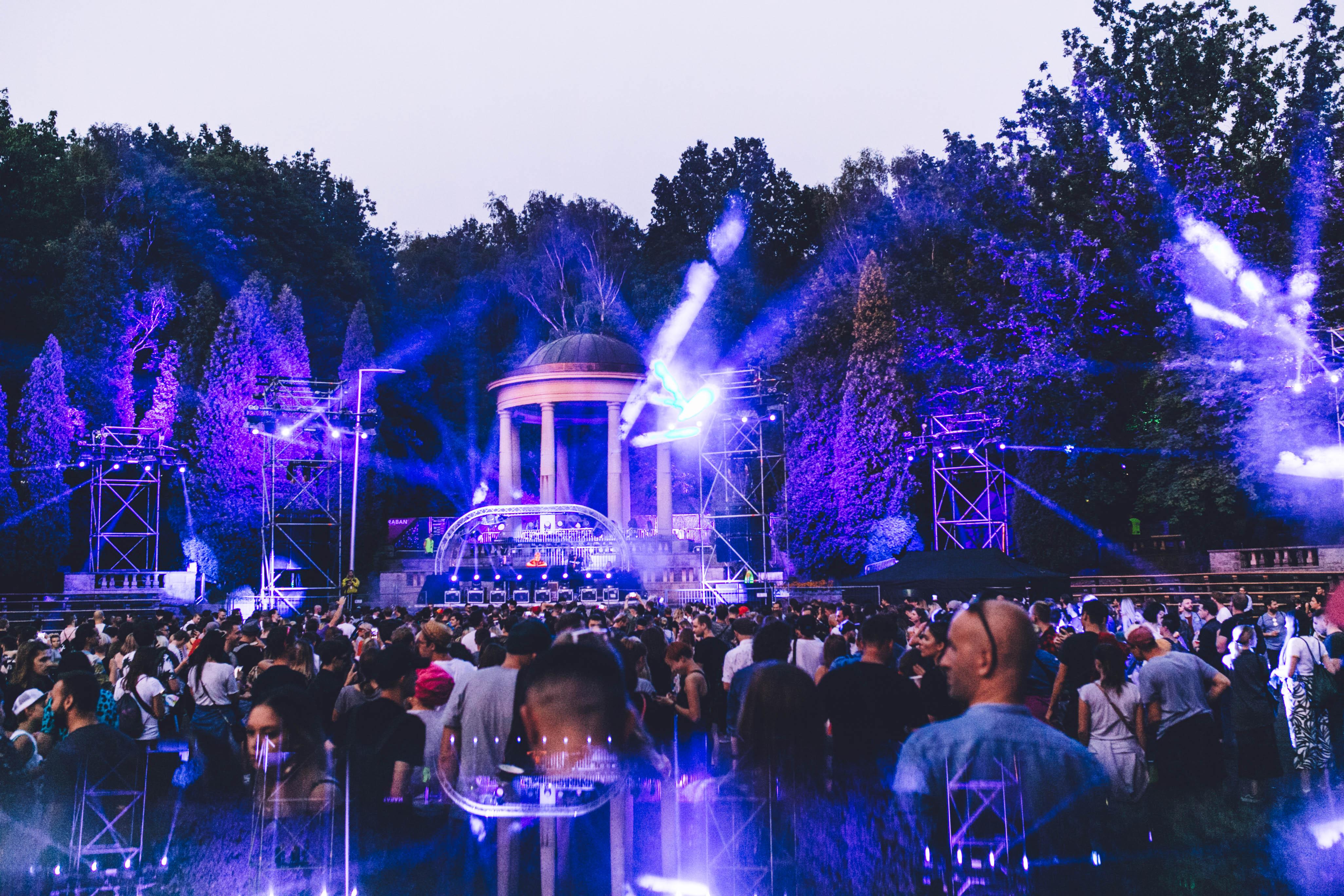 Krąg Taneczny na Fest Festival 2019