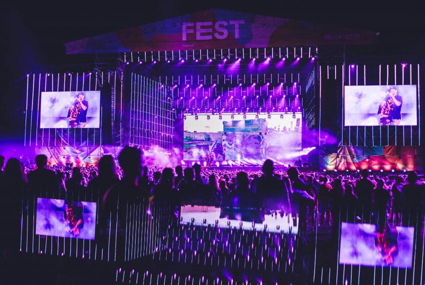 Gig & chill, czyli jak wyglądał Fest Festival 2019 – relacja