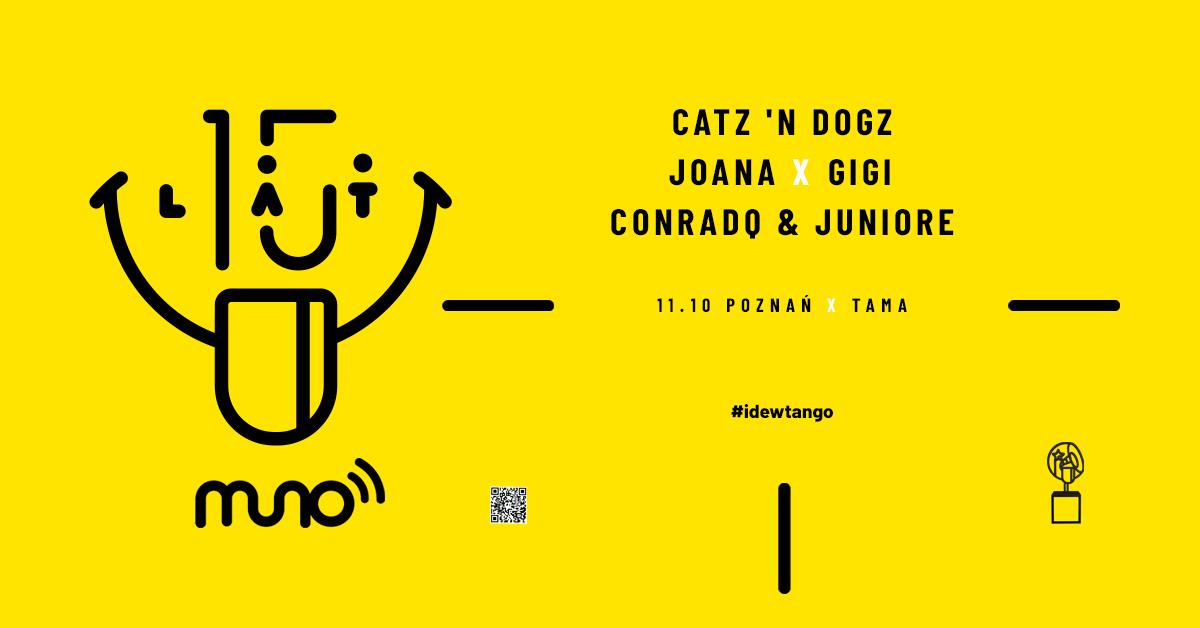 15-lecie Muno.pl w Poznaniu