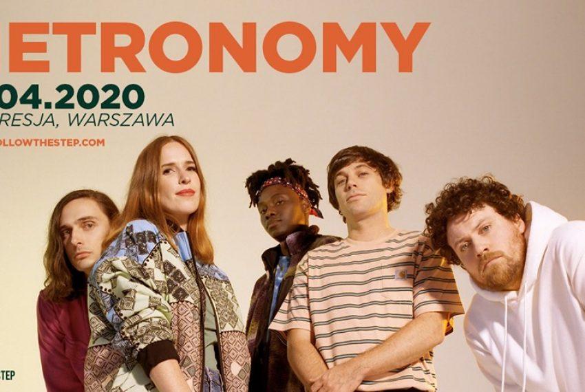 Metronomy / 01.04.2020 / Warszawa