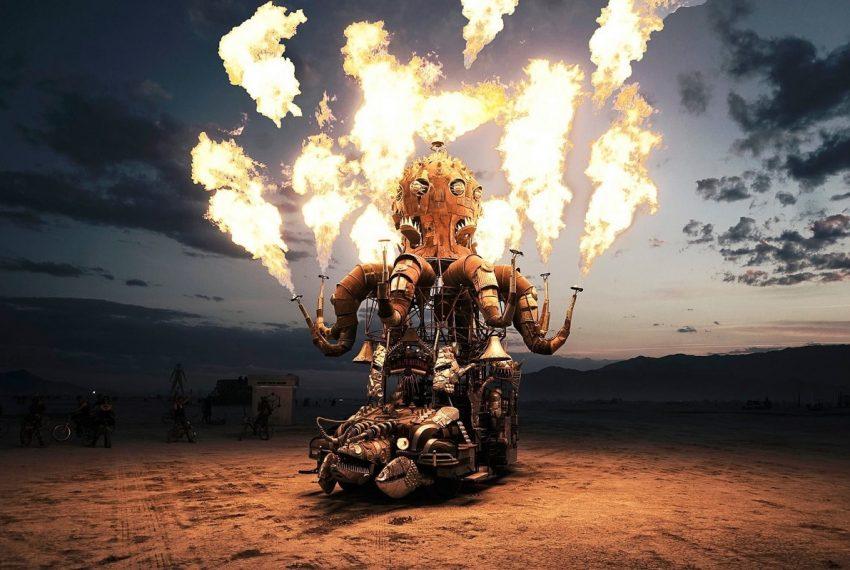 Festiwal Burning Man 2019 – zobaczcie aftermovie