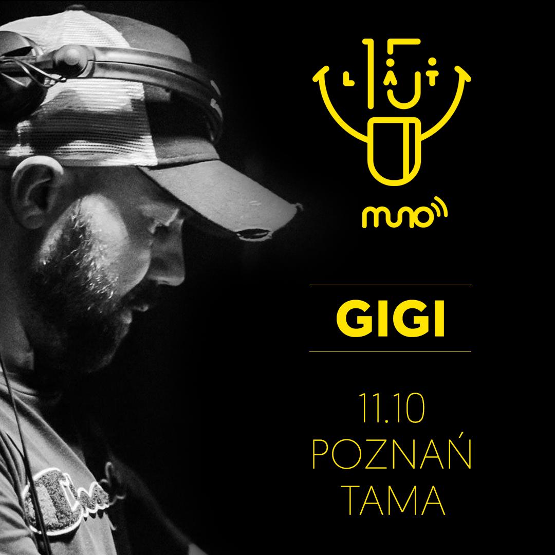 15 lat Muno - GiGi w Poznaniu