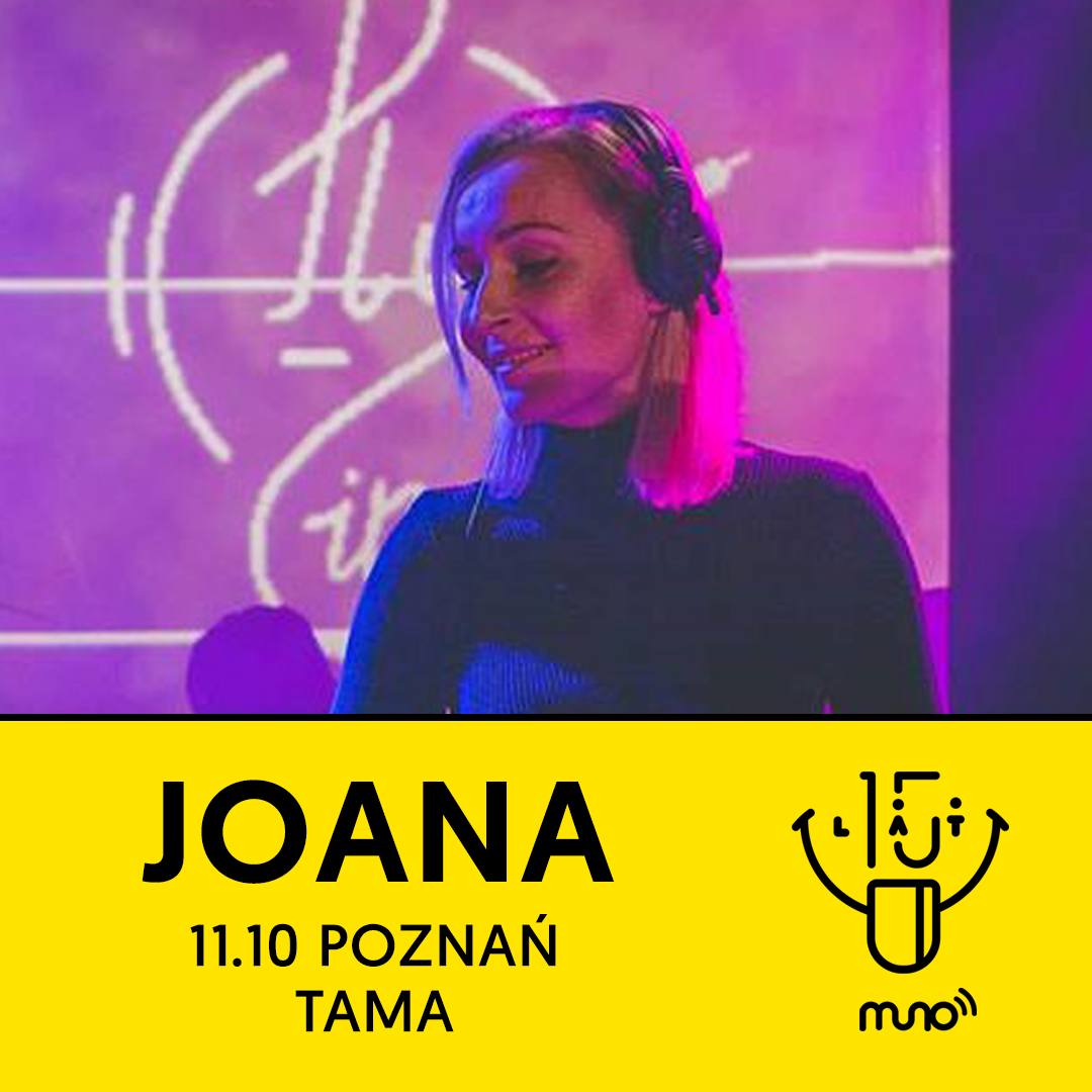 15 lat Muno - Joana w Poznaniu