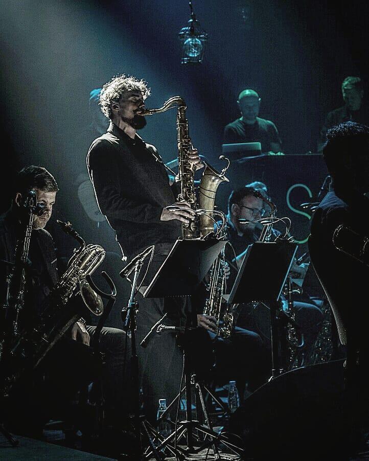 Skalpel Big Band - Fot. Natalia Pawłucka-Sadanowicz