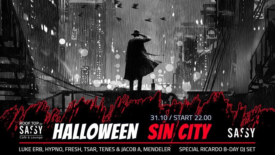 SASSY Halloween - Sin City
