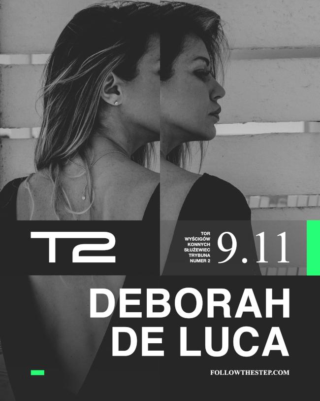 Deborah De Luca w Polsce