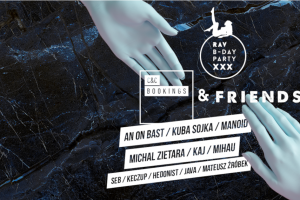 C&C bookings & Friends – showcase we wrocławskim Transformatorze