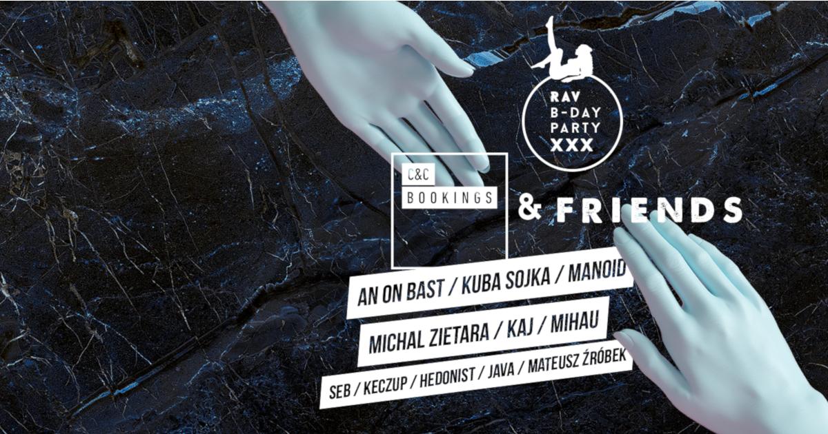 C&C bookings & Friends – showcase we wrocławskim Transformatorze