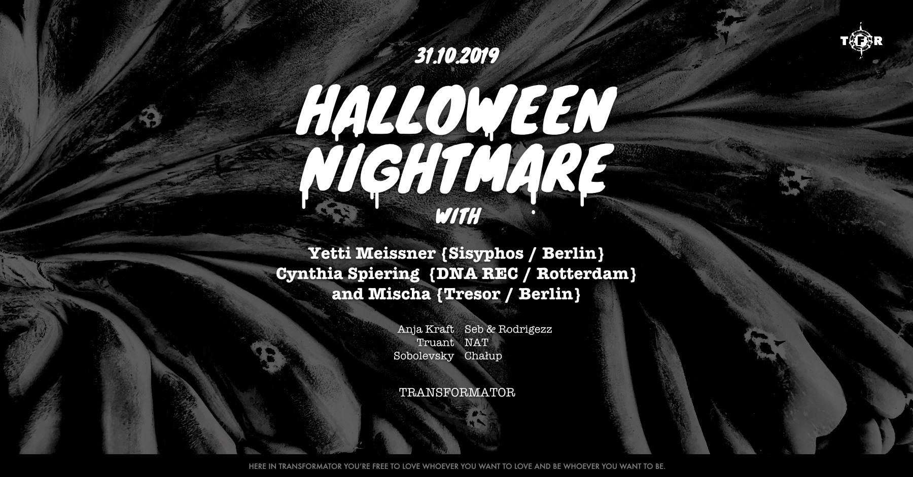 Halloween Nightmare Transformator