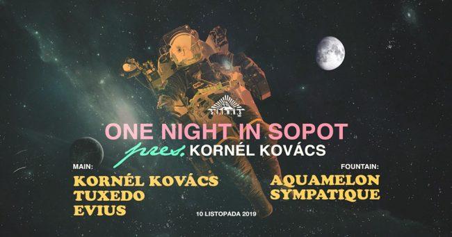 One night in Sopot