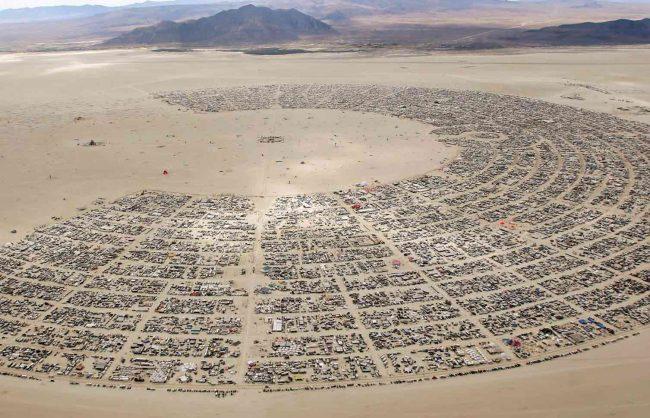 Uczestnicy chcą powrotu Burning Man