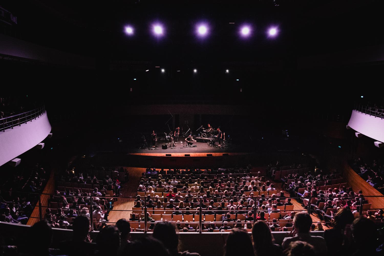 Apparat relacja z koncertu