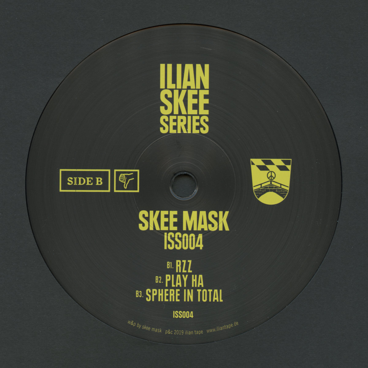 Skee Mask - Iss004