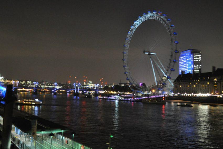 Sylwester w Londynie – gdzie celebrować Nowy Rok