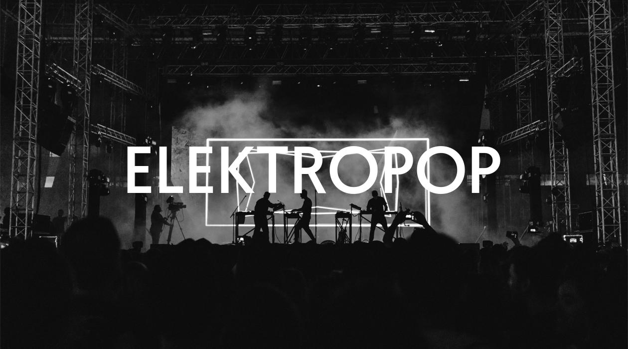 Elektropop - playlista Muno na Spotify