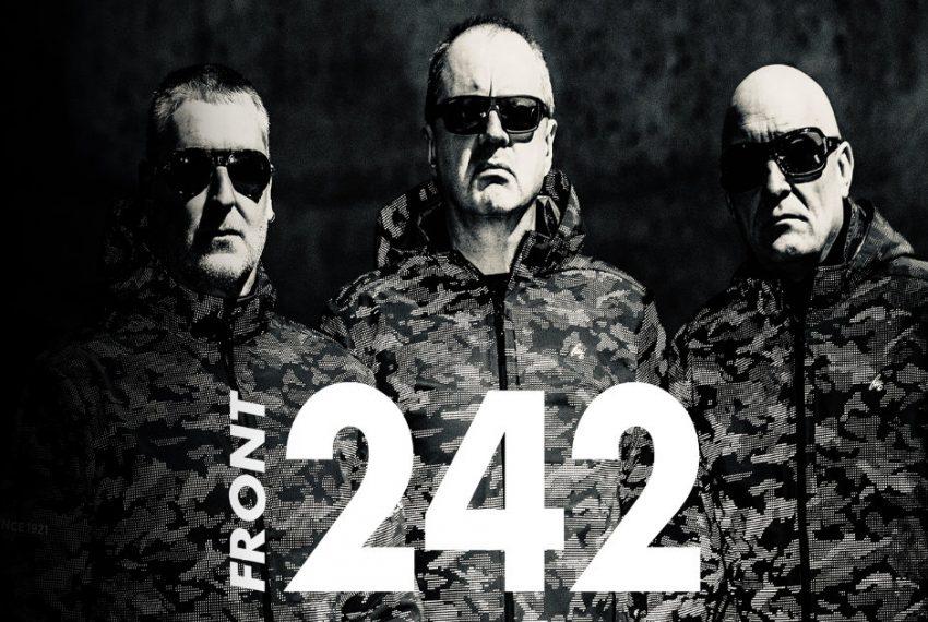 Front 242 w Polsce. Legenda elektroniki zagra w Progresji