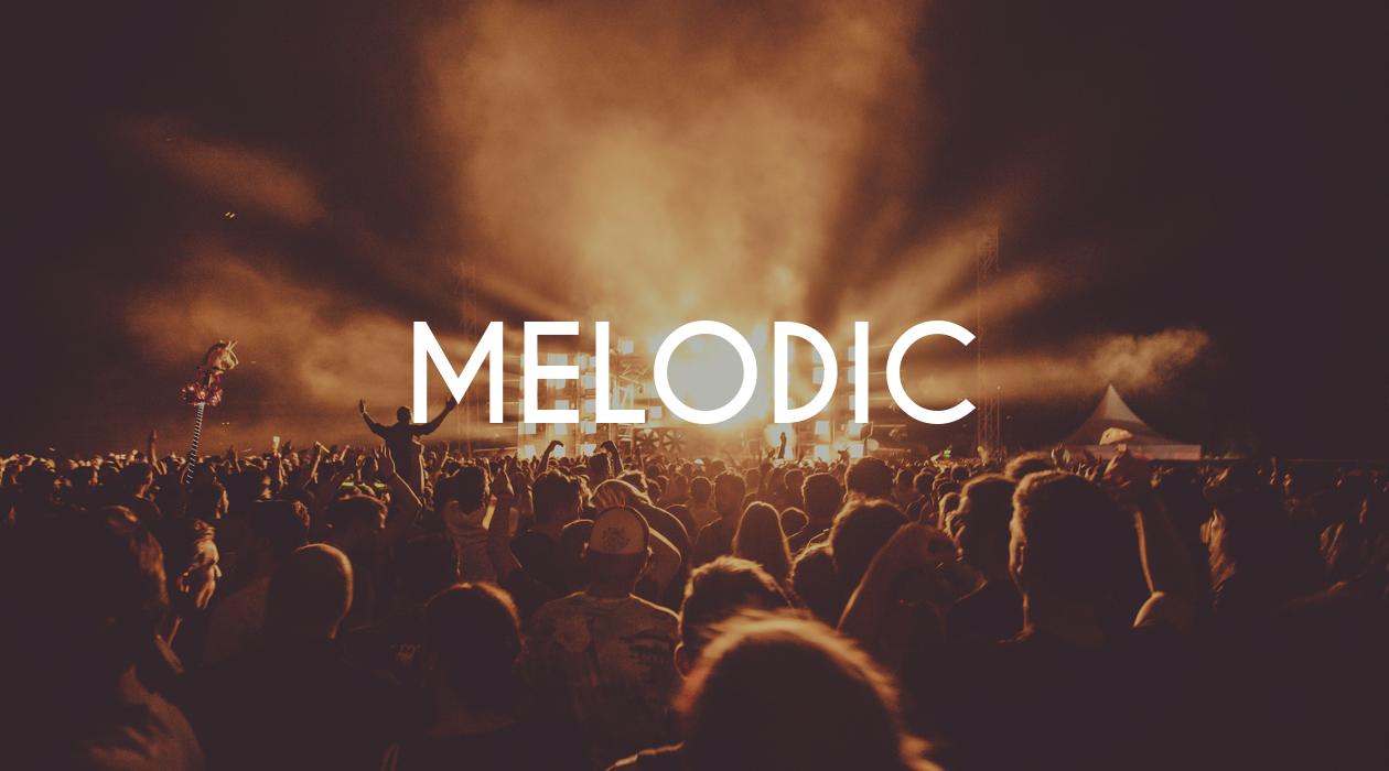 Melodic - playlista Muno na Spotify