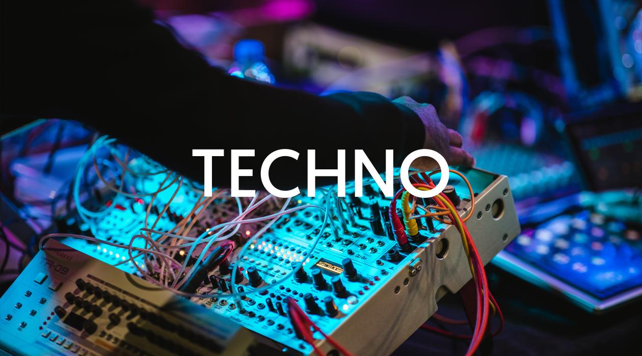 Techno - Muno na Spotify