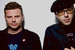 The Chemical Brothers ze statuetkami Grammy 2020