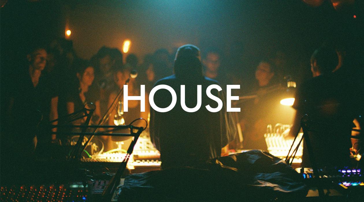 House - playlista Muno na Spotify