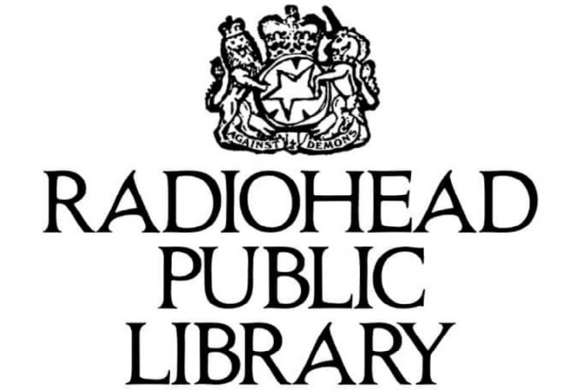Radiohead otwiera swoją bibliotekę