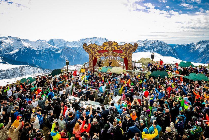 Tomorrowland Winter 2020 prezentuje oficjalny trailer imprezy
