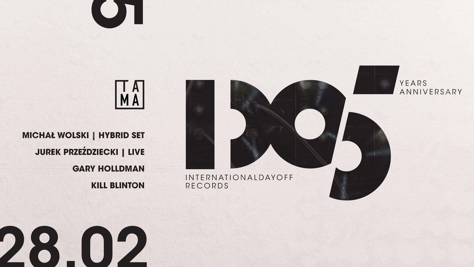 International Day Off I Tama