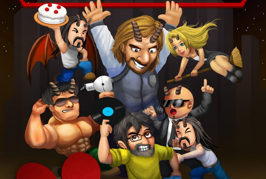 Zamiast hejtować – graj! Walka z business techno z muzyką Deadmau5a