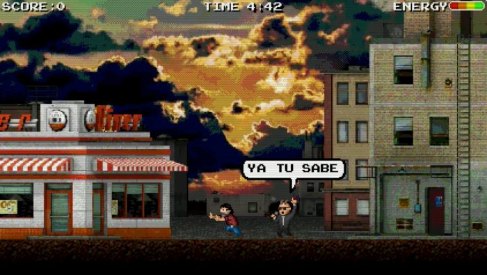 Screenshot (Ya Tu Sabe)