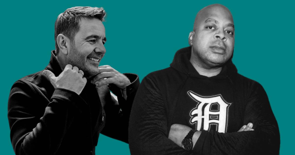 DJ Bone i Laurent Garnier znowu razem za deckami