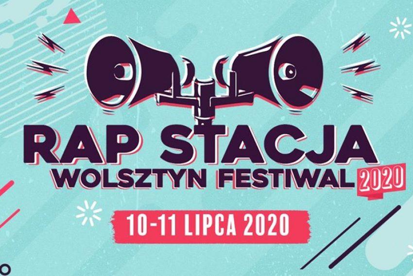 Rap Stacja Wolsztyn Festiwal 2020