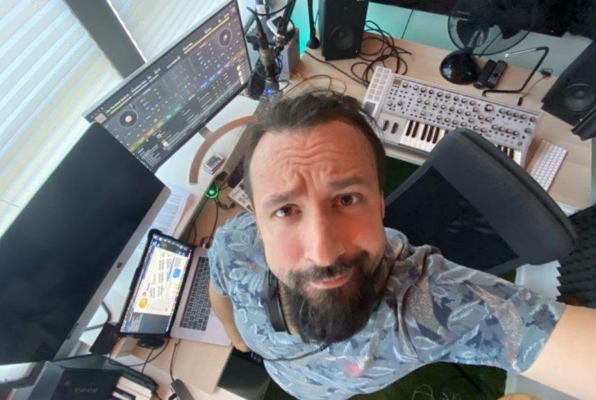 Paweł Sito startuje z projektem Radiospacja.pl