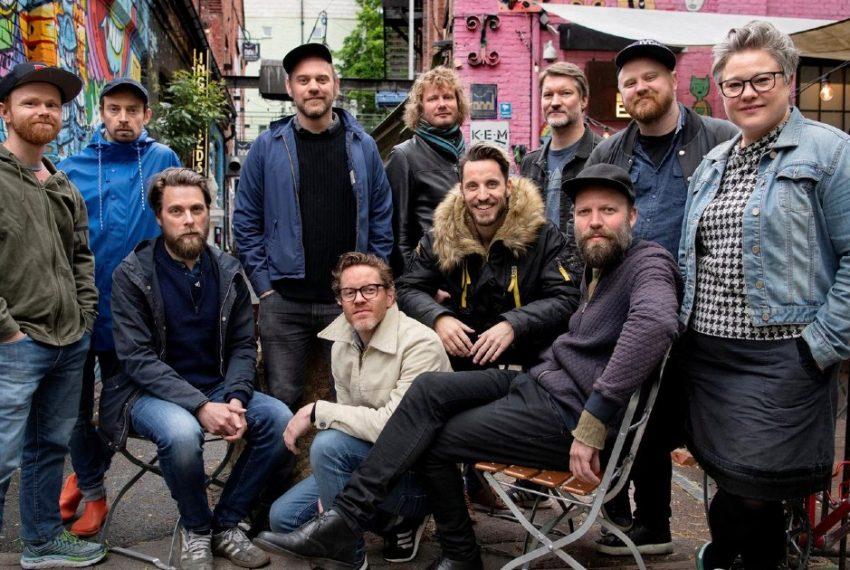Jaga Jazzist zapowiada nową płytę i wydaje obiecujący singiel