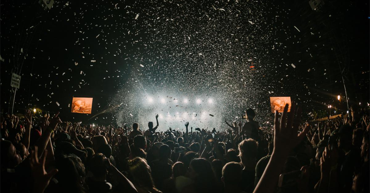 Będzie obowiązkowa weryfikacja zaszczepionych na koncertach plenerowych