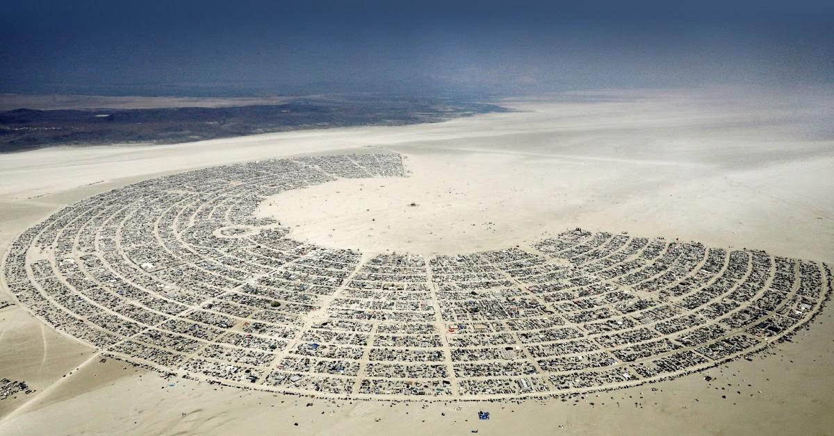 Burning Man 2020 odwołany. Organizatorzy planują wirtualne wydarzenie