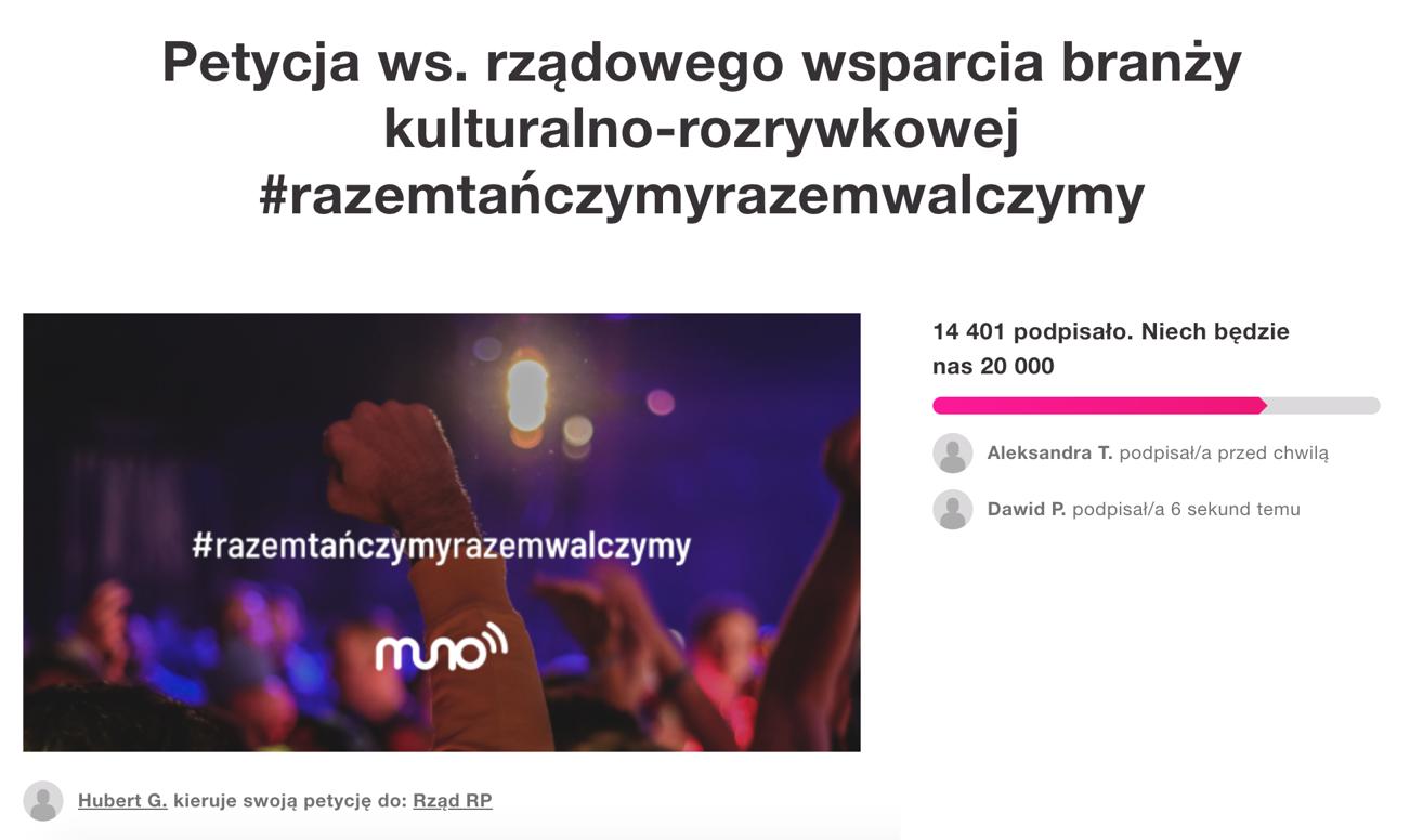 """""""Petycja"""