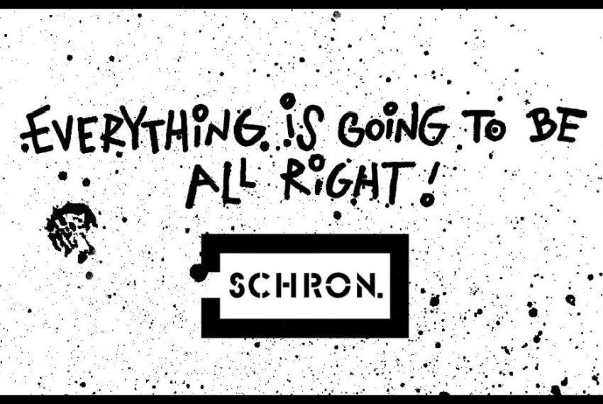 """Schron wydaje składankę. Słuchamy """"Everything is Going to Be All Right!"""""""