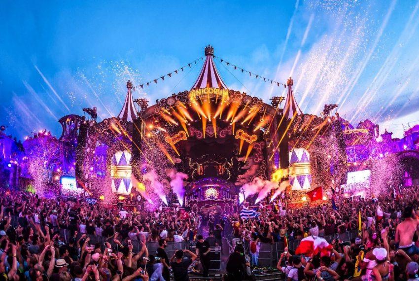 Tomorrowland x3
