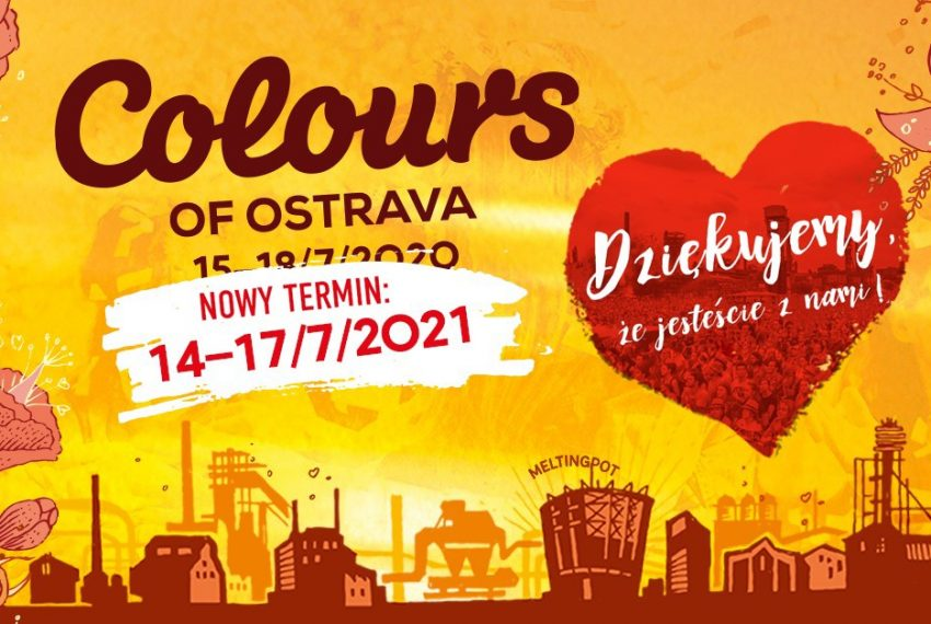 Colours of Ostrava 2021