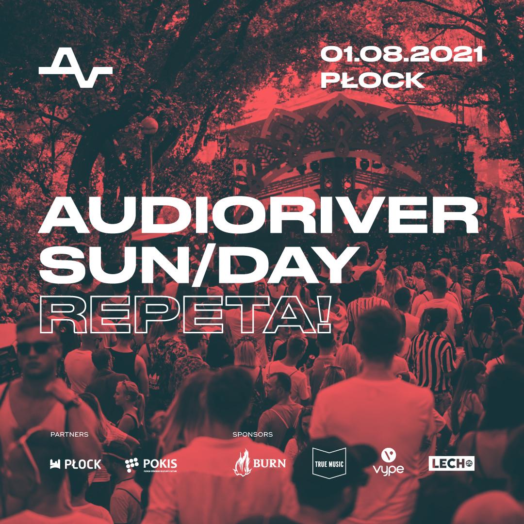 Audioriver 2021 potrwa jeden dzień dłużej