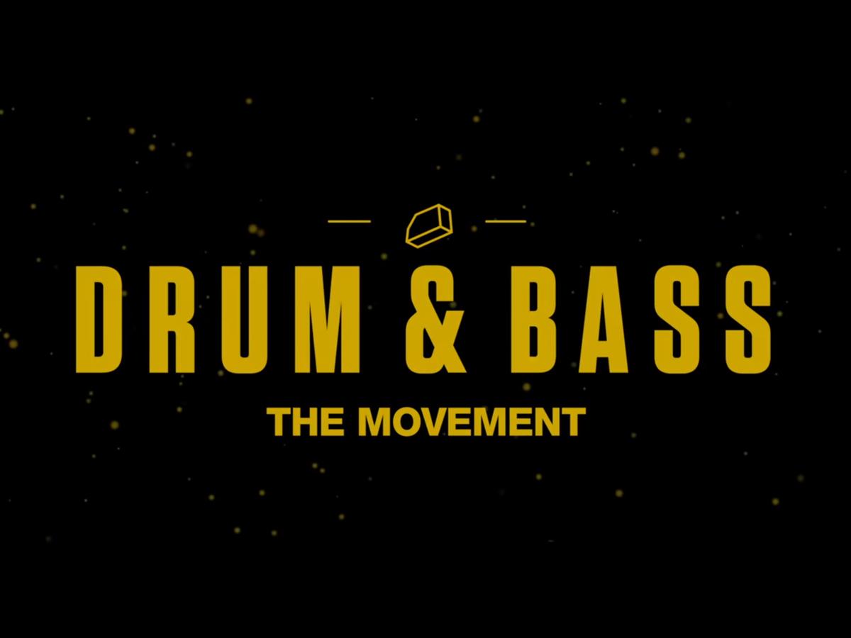 Drum&Bass: The Movement – dokument o kulturze drum&bass i jungle