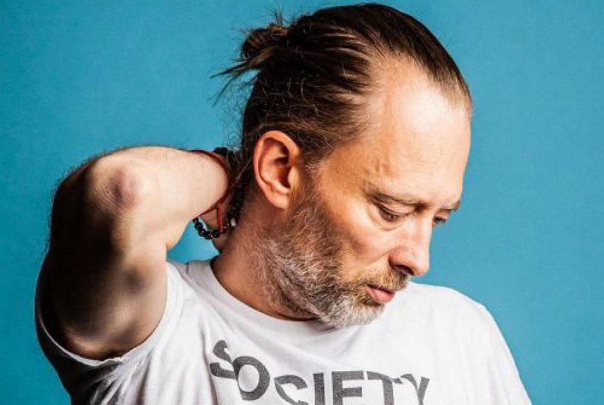 """Thom Yorke remiksuje utwór Clarka ze ścieżki dźwiękowej do filmu """"Daniel Isn't Real"""""""