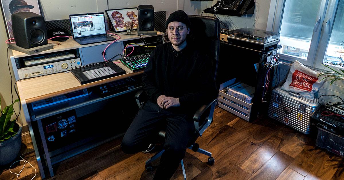 """DJ Boring wystąpi w """"Radio 1's Essential Mix"""" Radia BBC 1"""
