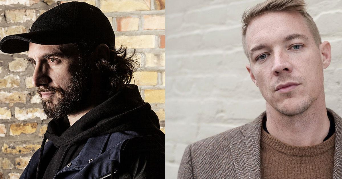 Diplo i Paul Woolford wypuszczają wspólny singiel