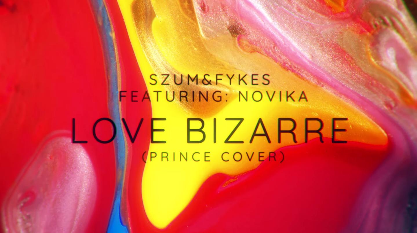 Szum & Fykes i Novika coverują Prince'a