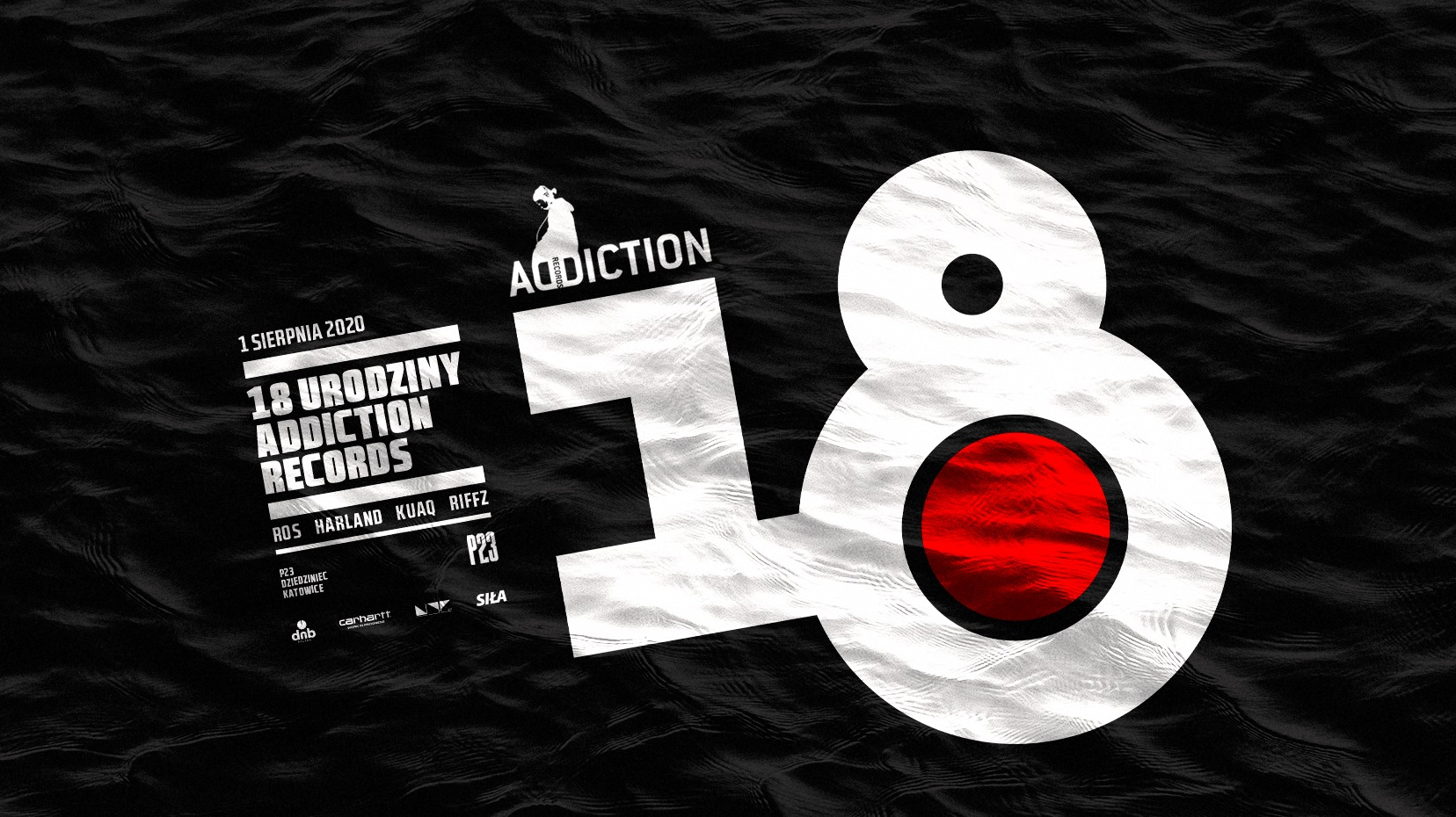 18 addiction records urodziny katowice p23